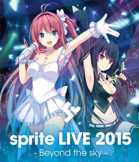 sprite LIVE 2015 ―Beyond the sky―